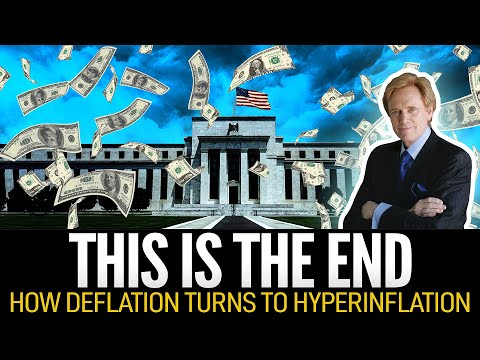 This Is The End: How & When Deflation Turns To Hyperinflation