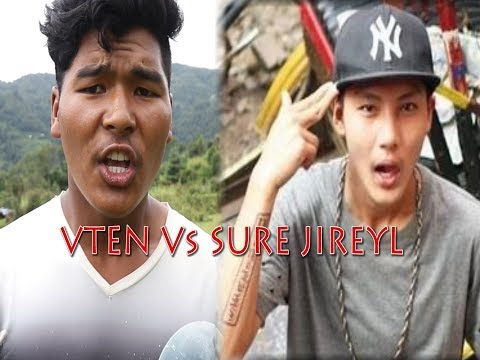 (Surya jirel Vs Vten -New Nepali hip hop rap song-2018 - Duration: 2 minutes, 44 seconds.)