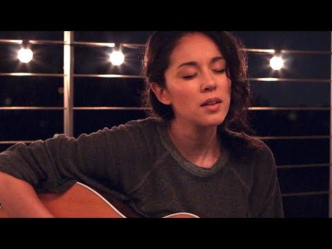"""Sixpence None the Richer  """"Kiss Me"""" Cover by Kina Grannis"""