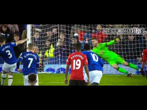 "David De Gea 2017 - ""The Superman"" Best Saves (2016/2017) HD"