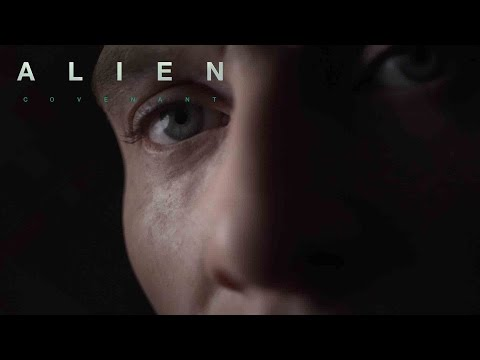 Alien: Covenant (Viral Video 'Madame Tussaud Makes Walter')