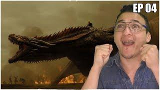 Game Of Thrones 7 Temporada Episódio 4, Arya Stark vs Brienne de Tarth ,Dothraki vs Lannisters e finalmente Daenerys Targaryen usa Drogo em Batalha, ...