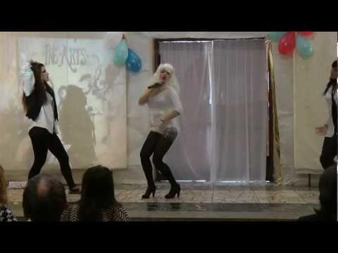 """2011 - Program """"Zlatá žila"""" /vystúpenie Lady Gaga/"""