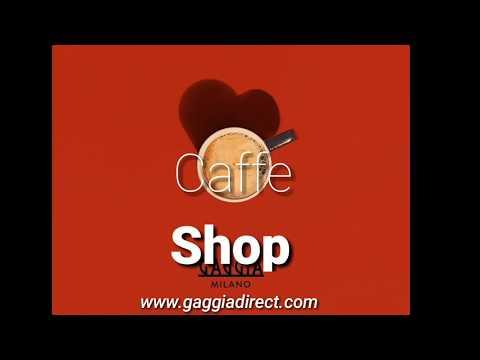 Caffe Shop Ltd - Gaggia UK