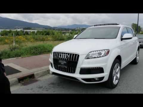 2013 Audi Q7 3.0T Supercharged Review