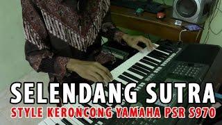 Download Video Keroncong Karaoke Selendang Sutra Style Yamaha PSR MP3 3GP MP4