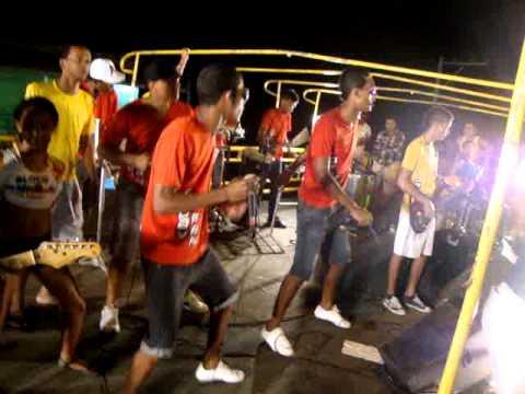Groov Pan, Musica Da banda, Passa Mal, Sucesso Em Muniz Ferreira