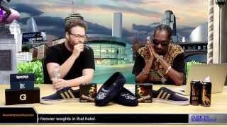 Seth Rogen, Snoop, Cross Joints & Chronic | GGN NEWS