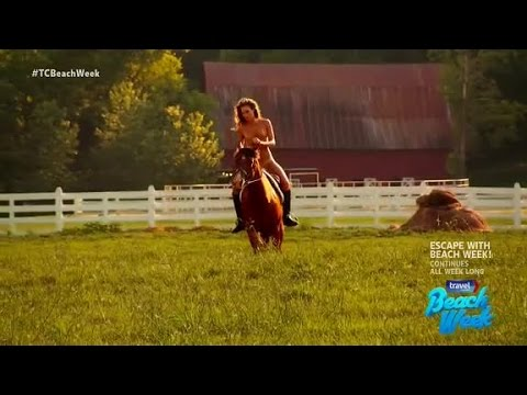 The Making of Sports Illustrated Swimsuit 2015   Season 1, Episode 5   Beauty and the East