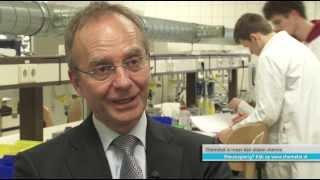 Thumbnail Minister Henk Kamp over Chemelot
