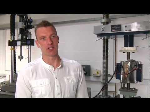 Bryce Dyer spricht über seine Forschung