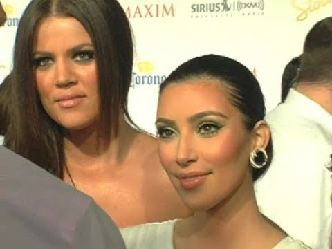 The Kardashian Sisters Flawless On The Red Carpet [2009]