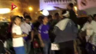 جماهير ريال مدريد في مصر تحتفل بالليجا