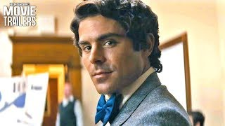 EXTREMELY WICKED, SHOCKINGLY EVIL AND VILE Trailer (2019) - Zac Efron Ted Bundy Movie