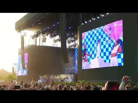 Cardi B LIVE - Bodak Yellow - Coachella 2018