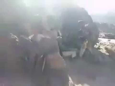 شاهد ..أسرى وجرحى حوثيون لدى الجيش الوطني في الجملية منطقة آل العريف آخر مديرية ناطع البيضاء