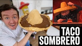 Edible Sombrero - Ask Barry #1 by  My Virgin Kitchen
