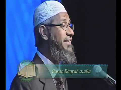 New Ask Dr Zakir Naik – Dubai International Peace convention [1/2]