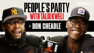 Talib Kweli And Don Cheadle Talk Kendrick, Miles Davis, Marvel, And Boogie Nights | People's Party