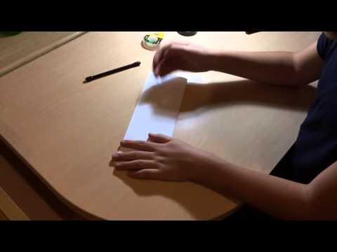Видео как сделать свиток