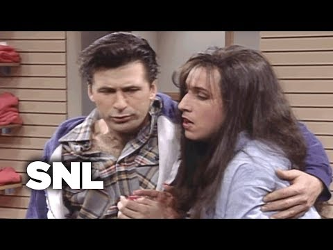 The Gap Girls and Todd - SNL