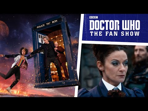 Doctor Who: The Fan Show – Series 10 Wrap Up