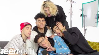 Video PRETTYMUCH Play Truth or Dare | Teen Vogue MP3, 3GP, MP4, WEBM, AVI, FLV Agustus 2018