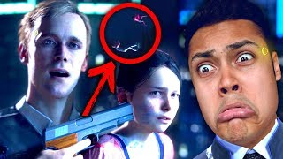 Video ANDROID TOOK THIS LITTLE GIRL! CAN I SAVE HER ?!? (Detroit Become Human) MP3, 3GP, MP4, WEBM, AVI, FLV September 2019