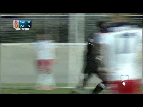 Football League:  ΔΙΑΓΟΡΑΣ ΡΟΔΟΥ – ΙΑΛΥΣΟΣ   | ΓΚΟΛ 0-1 | 09/02/2020 | ΕΡΤ
