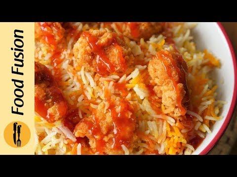 Arabian Rice Recipe By Food Fusion