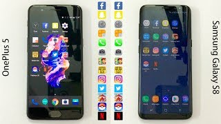 Hey Guys! I'm Shaizor here from Techno Unboxing and today I'll be showing you the Speed Test of OnePlus 5 vs Samsung Galaxy S8!OnePlus 5 - http://amzn.to/2t9iiXdPlease Like, Share and Subscribe!Music:Jim Yosef - Link [NCS Release]https://www.youtube.com/watch?v=9iHM6X6uUH8~http://www.technounboxing.comhttps://twitter.com/shaizoryarkhanhttps://plus.google.com/+TechnoUnboxinghttps://www.facebook.com/TechnoUnboxinghttps://www.facebook.com/ShaizorYKhttps://www.instagram.com/shaizoryarkhanhttps://www.snapchat.com/add/shaizor