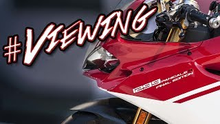 7. MotoVlog #Viewing : Ducati Panigale 1299R Final Edition