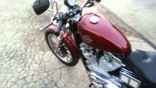3. 2002 Harley Davidson Sportster 883