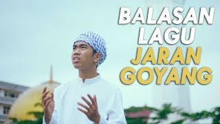 Video Balasan Lagu Jaran Goyang - Nella Kharisma (Music Video) MP3, 3GP, MP4, WEBM, AVI, FLV Agustus 2018