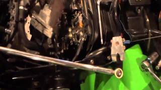9. Arctic Cat Sabercat speedwerx pipe install with more