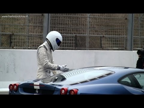 Must See Stig - Top Gear's the Stig was in the Netherlands for just one day to promote the new Top Gear Live show in the Ziggo Dome in the Netherlands. Pictures and more inf...