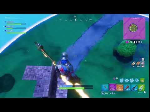Most INSANE Noscope kill/win in fortnite- Fortnite Battle Royal
