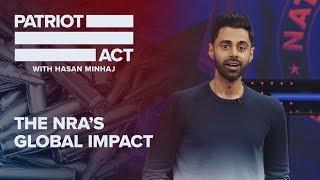 Video The NRA's Global Impact | Patriot Act with Hasan Minhaj | Netflix MP3, 3GP, MP4, WEBM, AVI, FLV Agustus 2019