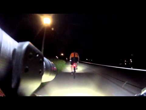 Eine Runde 24h MTB-Race München 2012 Nachtschicht