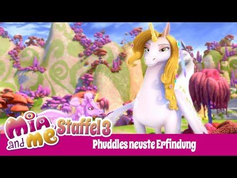 Phuddles neuste Erfindung - Mia and me - Staffel 3