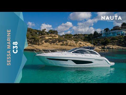 Sessa Marine - C38 - Hard Top Yacht - tour e dettagli
