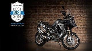 9. 2014 Best Adventure: BMW R 1200 GS - Auto Trader Best Bike Awards