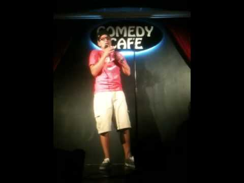 WesLee Brown - Open Mic Competition at ComedyCafe
