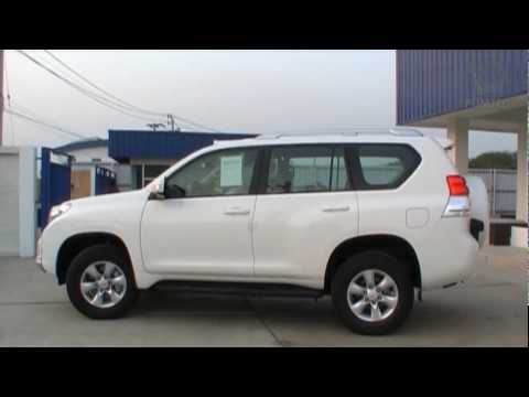 Toyota Land Cruiser Prado 2010