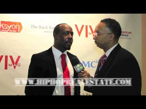 Wyclef Jean Talks About Real Estate & Education