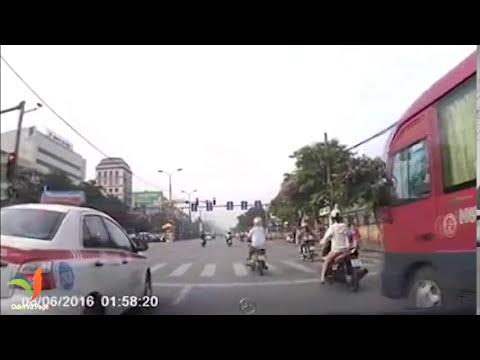 Tổng hợp tai nạn giao thông bất ngờ(phần 2), hãy xem để cứu mạng của chính bạn