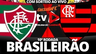 🔺▶ FLUMINENSE 0X2 FLAMENGO   10ª RODADA BRASILEIRÃO 2018 AO VIVO COMPLETO ◀🔺