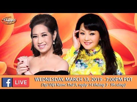 Livestream với Hương Lan & Ý Lan - March 13, 2019 - Thời lượng: 1 giờ, 4 phút.