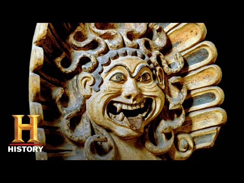 Ancient Aliens: Invisibility Tech Discovered in Greek Myth (Season 6) | History