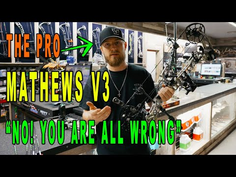 Mathews V3 Overlooked Issue Nobody Talks About